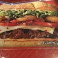 Photo taken at Red Robin Gourmet Burgers by Erik H. on 6/30/2013