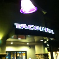 Photo taken at Taco Bell by Darin A. on 8/26/2013