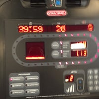 Photo taken at LA Fitness by Kimberly C. on 8/21/2015