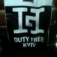 Photo taken at Duty Free by Ксения К. on 6/25/2013