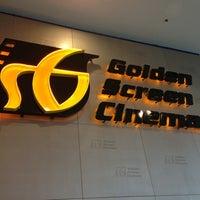 Photo prise au Golden Screen Cinemas (GSC) par Adrian S. le8/3/2013