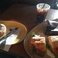 Photo taken at Saint Louis Bread Co. by Ashley B. on 4/3/2013