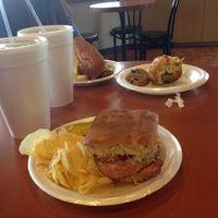 Photo taken at Cinnamons Bakery by Marek B. on 8/16/2013
