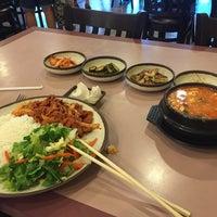 Photo taken at Jun's House Korean Restaurant by Jackson L. on 7/11/2015