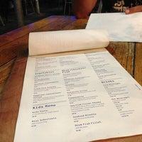 Photo taken at Bait Banamal - Restaurant (בית בנמל - המסעדה) by Gente B. on 8/9/2013