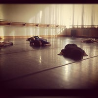 Photo taken at Winship Theater And Dance Building (WIN) by Julian J. on 11/2/2012