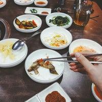 Photo taken at Nak Won Korean BBQ by Arqavan D. on 7/23/2016