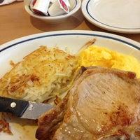 Photo taken at IHOP by Floretta W. on 10/5/2012