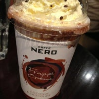 Photo taken at Caffè Nero by Hanna Y. on 9/12/2013