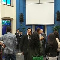 Photo taken at Bestuursgebouw Universiteit Maastricht by Sueli B. on 4/7/2014