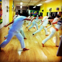 Photo taken at Arte Capoeira Center by Elena V. on 2/2/2013