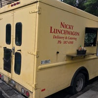 Photo taken at Nicky Lunchwagon by Malia H. on 12/30/2016