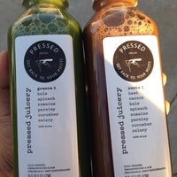 Photo taken at Pressed Juicery by Adrian G. on 10/17/2013