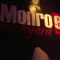 Photo taken at Monroe Backyard by Constantinos V. on 7/7/2013
