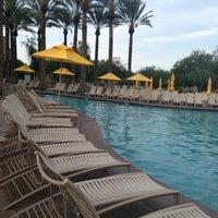 Photo taken at JW Marriott Phoenix Desert Ridge Resort & Spa by Muhsin Y. on 8/2/2013