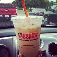 Photo taken at Dunkin' Donuts by Lindsey J. on 9/15/2012