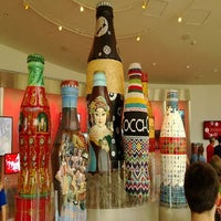 Photo taken at World of Coca-Cola by Mauricio A. on 7/14/2013