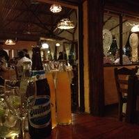 Photo taken at Restaurant La Rueda 1975 by Guilherme d. on 11/22/2012