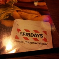 Photo taken at TGI Fridays by Themanofthehour on 2/28/2014