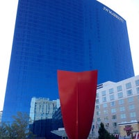 Photo taken at JW Marriott Indianapolis by Nomi E. on 7/26/2013