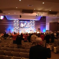 Photo taken at Eastside Foursquare Church by Ken T. on 10/28/2012