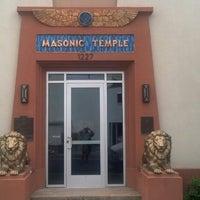 Photo taken at Masonic Temple Association F.&A.M. by Joseph M. H. on 8/23/2013