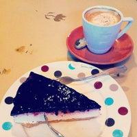 Photo taken at Tea & Chocolat by Omar T. on 9/1/2012