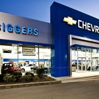 Photo taken at Biggers Chevrolet by Biggers Chevy e. on 6/10/2016