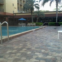 Photo taken at Holiday Inn Orlando Sw - Celebration Area by Jake W. on 12/20/2012