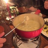Photo taken at Restaurant Hotel Rössli by Gamm.TD on 12/29/2016