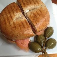 Photo taken at Il Posto Italian Cafe by Sara S. on 8/24/2013