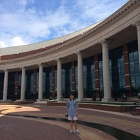 Photo taken at Baylor Sciences Building by Sherry F. on 9/27/2014