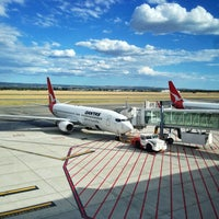 Photo taken at Adelaide Airport (ADL) by Mathew P. on 3/5/2013