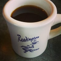 Photo taken at Readington Diner by Marc Tobias K. on 12/28/2012