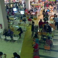 Photo taken at MATOS Food Court by Muchamad A. on 6/23/2013