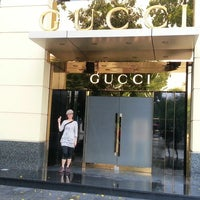 Photo taken at Gucci Hanoi by Lee K S 李. on 6/24/2013