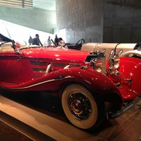 Photo taken at Mercedes-Benz Museum by Kyoung Bong K. on 3/3/2013