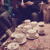 Photo taken at Accents Coffee & Tea Lounge by عريشا D. on 1/6/2013