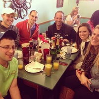 Photo taken at Pat's Colonial Kitchen by Brandon R. on 3/22/2014