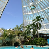 Photo taken at Therme Erding by Adriano L. on 8/5/2013