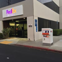 Photo taken at FedEx Ship Center by Faisal B. on 8/22/2015