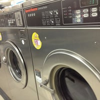 Photo taken at Spin Cycle Coin Laundry by George L P. on 2/8/2013