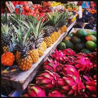 Photo taken at HaCarmel Market by Ana F. on 10/25/2013
