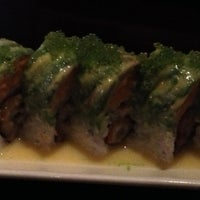 Photo taken at Sushi-O by Haley Toyota C. on 3/17/2013