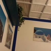 Photo taken at Taverna Santorini by Gabriele D. on 4/12/2014
