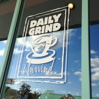 Photo taken at Daily Grind by Rebecca F. on 7/6/2013