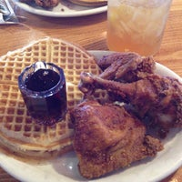 Photo taken at Lo-Lo's Chicken & Waffles by Tony K. on 7/23/2013