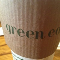 Photo taken at Green Eat by Marcela P. on 8/7/2013