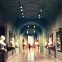 Photo taken at National Portrait Gallery by Nic on 7/17/2013