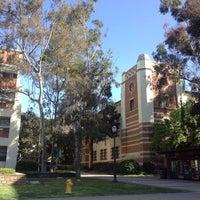 Photo taken at UCLA Franz Hall by Edmund M. on 2/27/2013